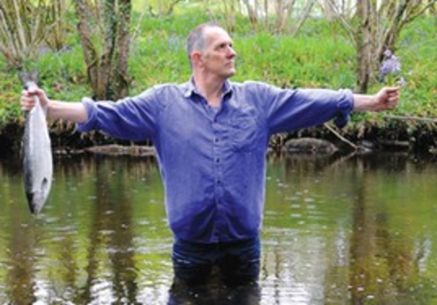 Scottish musician and author Bill Drummond.