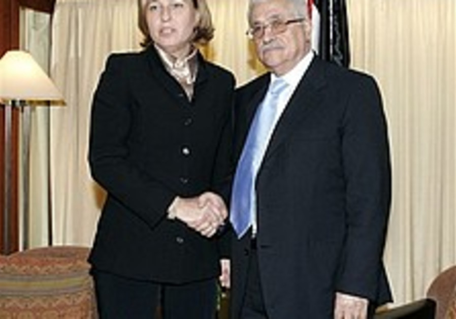 Arab representatives shun Livni