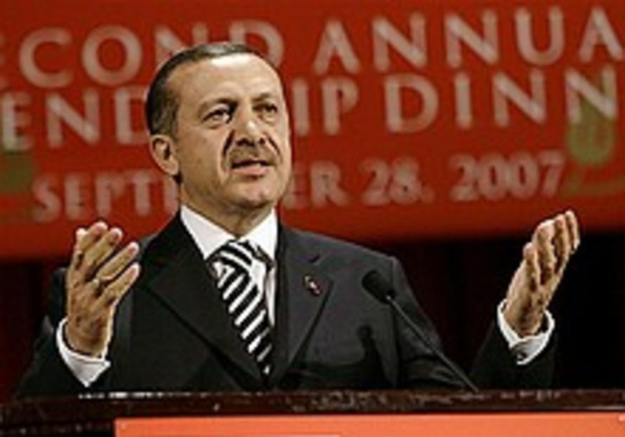 Turkish PM: There was no Armenian genocide