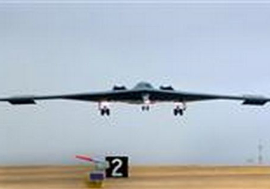 Air Force Global Strike bomber
