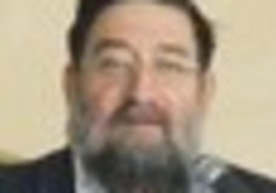 Mordechai Halperin