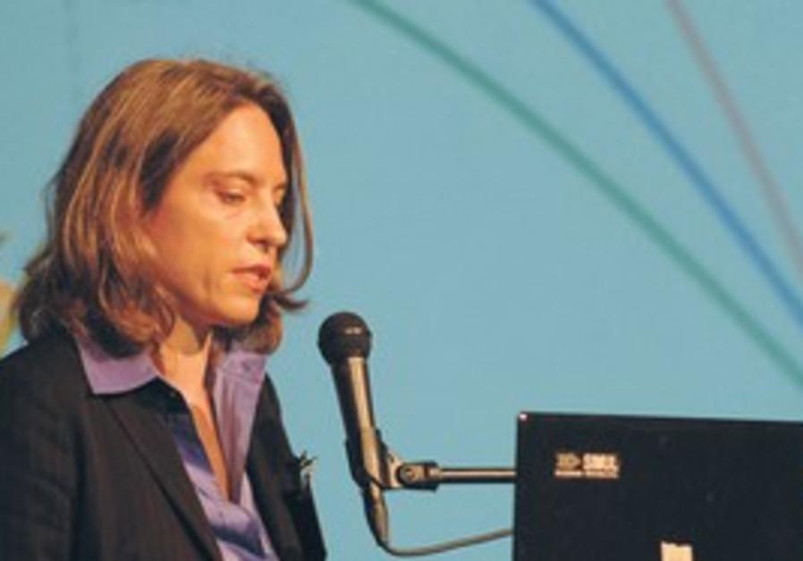 KATRIN-SUSANNE Richter, director of the DESERTEC