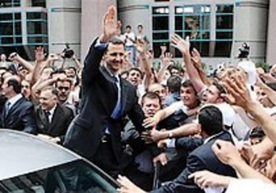 EU politician: No peace without Syria