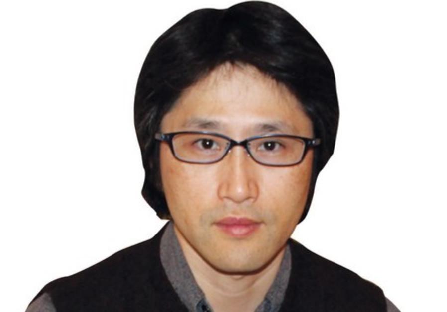 Koji Sasaki from Japan to Haifa