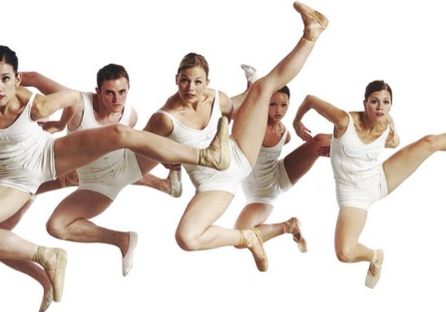 Aspen Santa Fe Ballet dancers