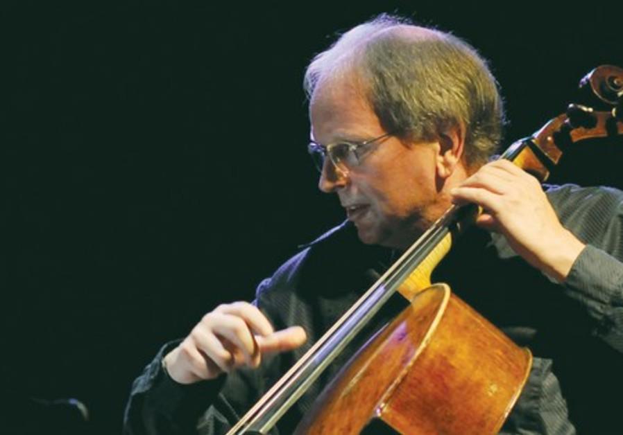 Russian cellist Alexander Ivashkin