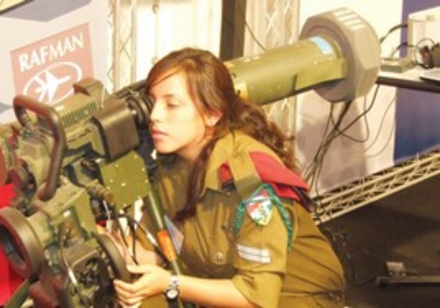 Spike anti-tank missile