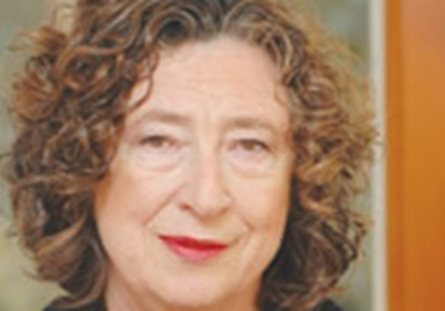 Dual Israeli-British citizen Frances Raday.