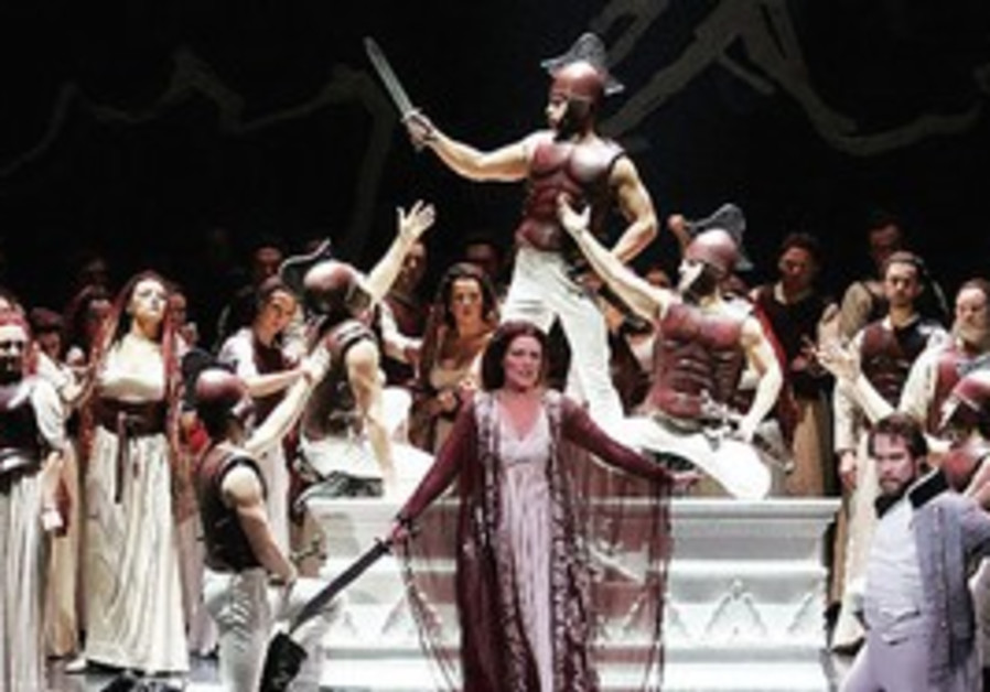 Norma, Israeli Opera