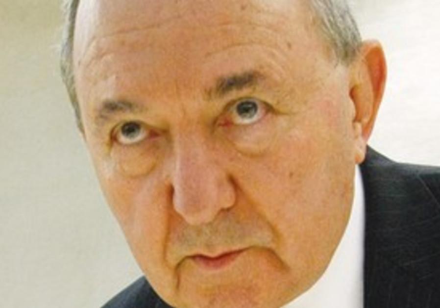 Judge Richard Goldstone