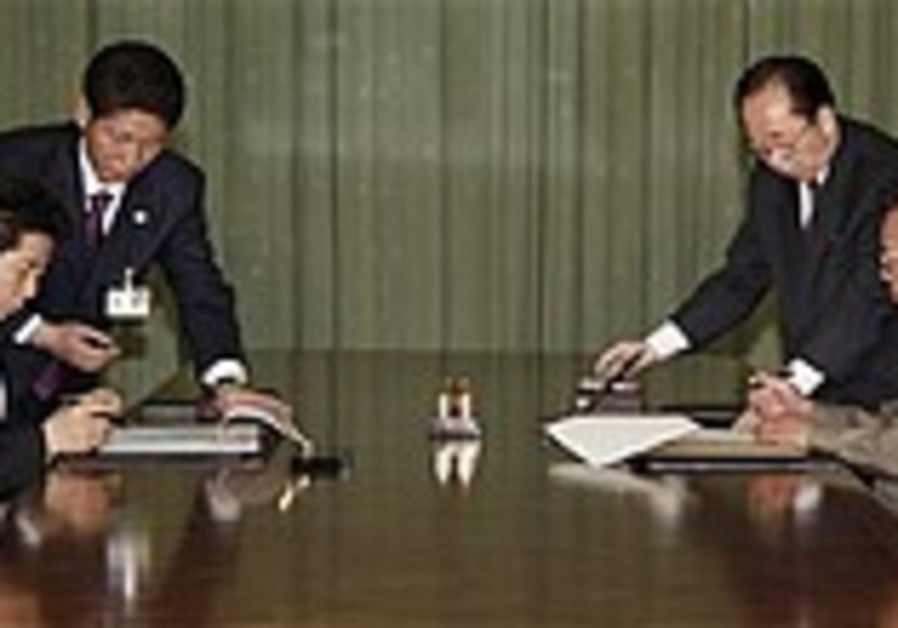 Koreas sign wide-ranging peace pact