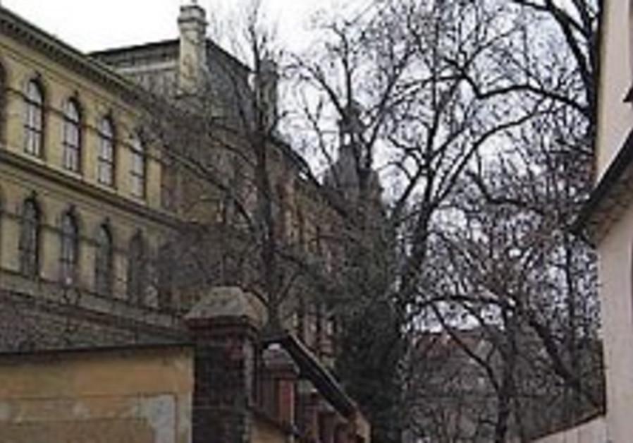 Prague bans march in its Jewish quarter