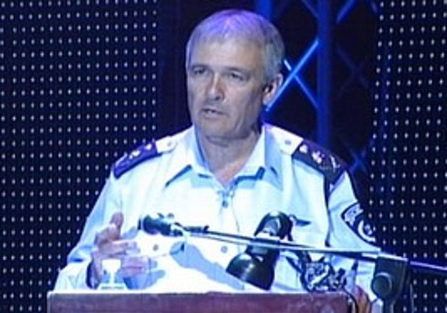 Police chief Dudi Cohen defends awards to officers