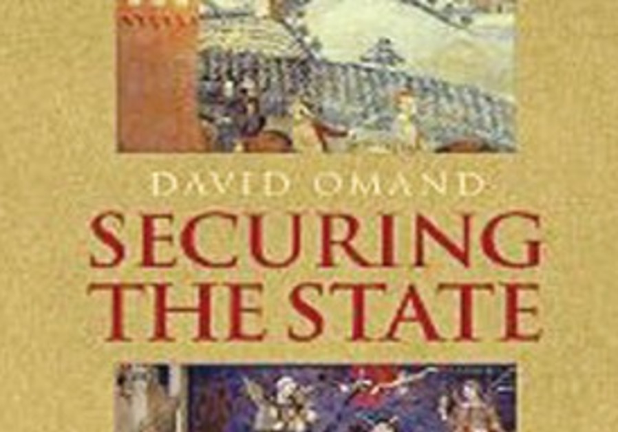 Securing the State by David Omand