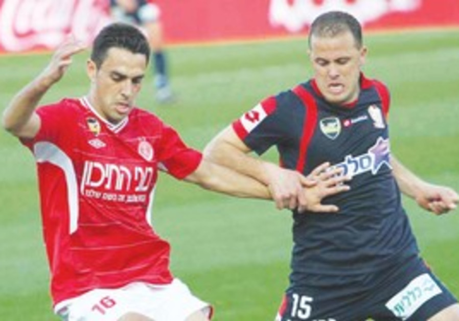 Eran Zehavi (left) is in talks with Portugal.