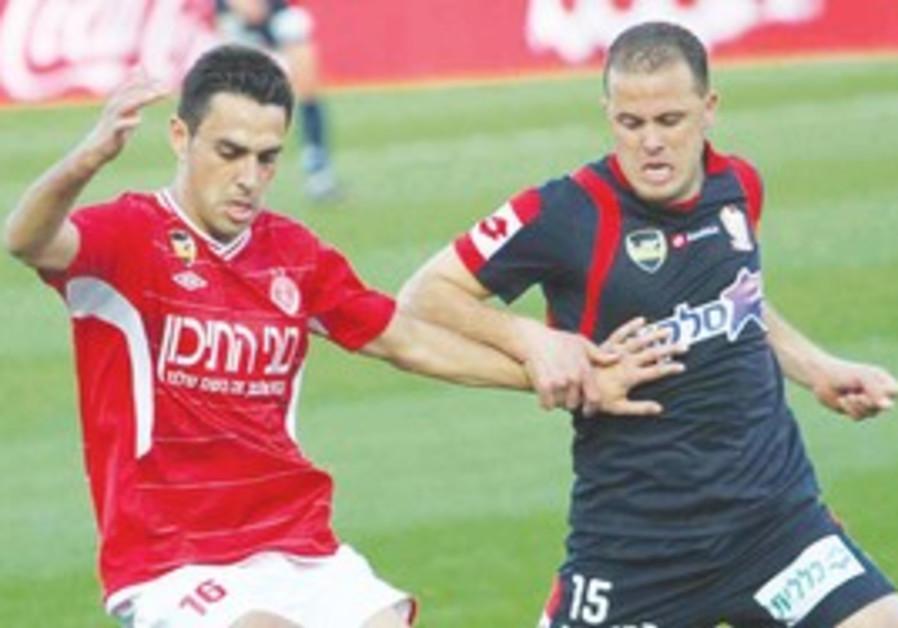 Eran Zehavi (left) is in talks with Portugal.