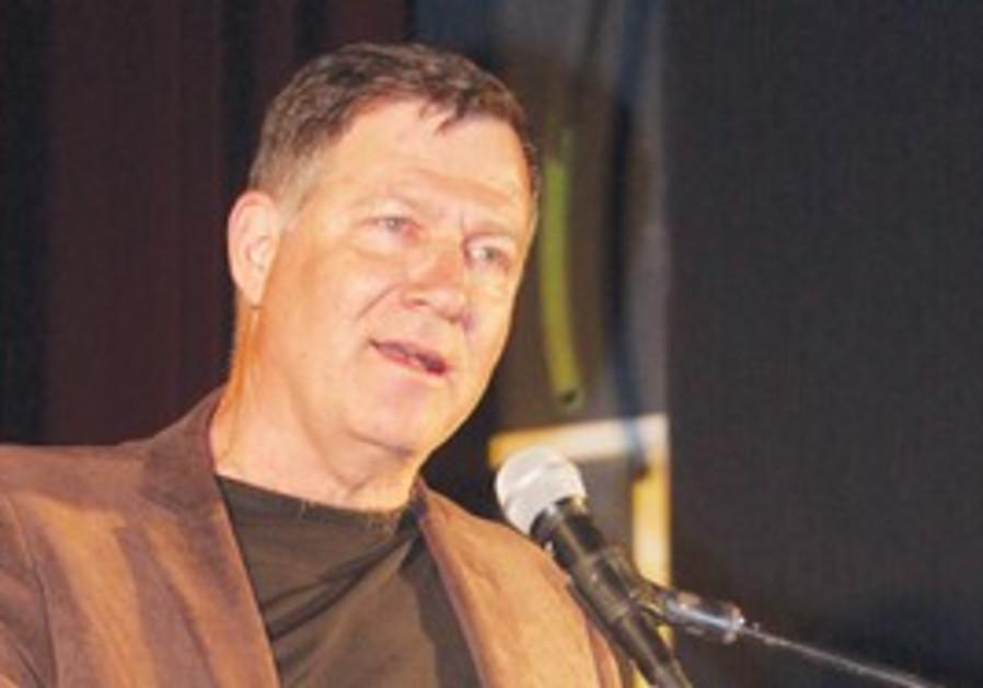 CEO of Israel Energy Initiatives Relik Shafir.