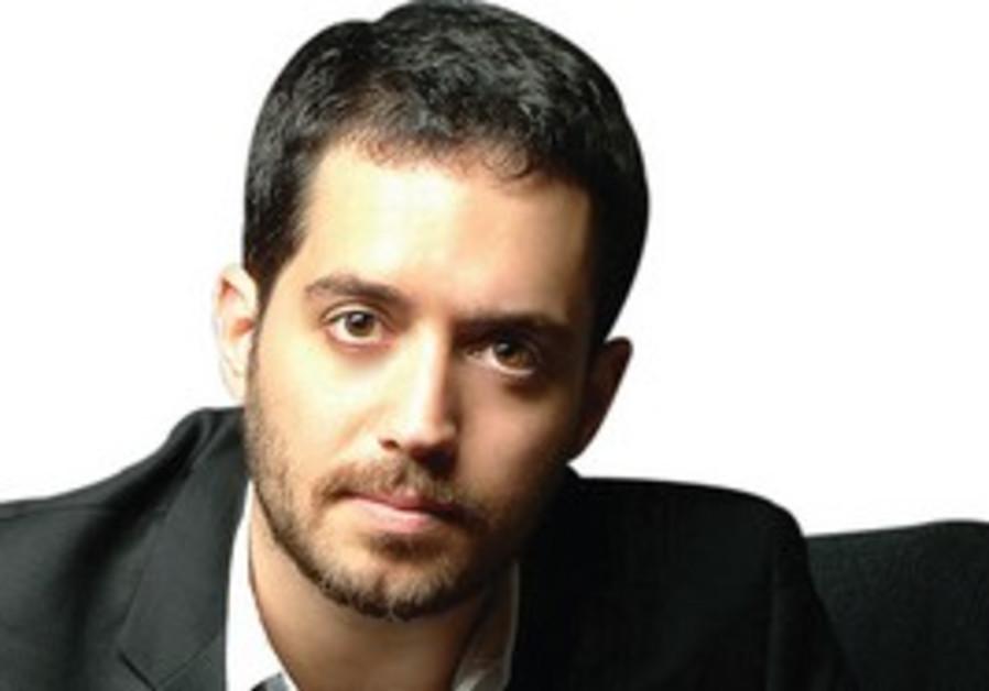 Israeli guitarist Yotam Silberstein