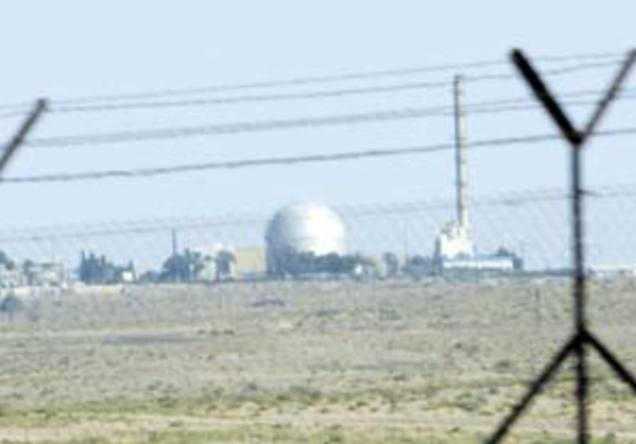 Report: Israel offered nukes to SA
