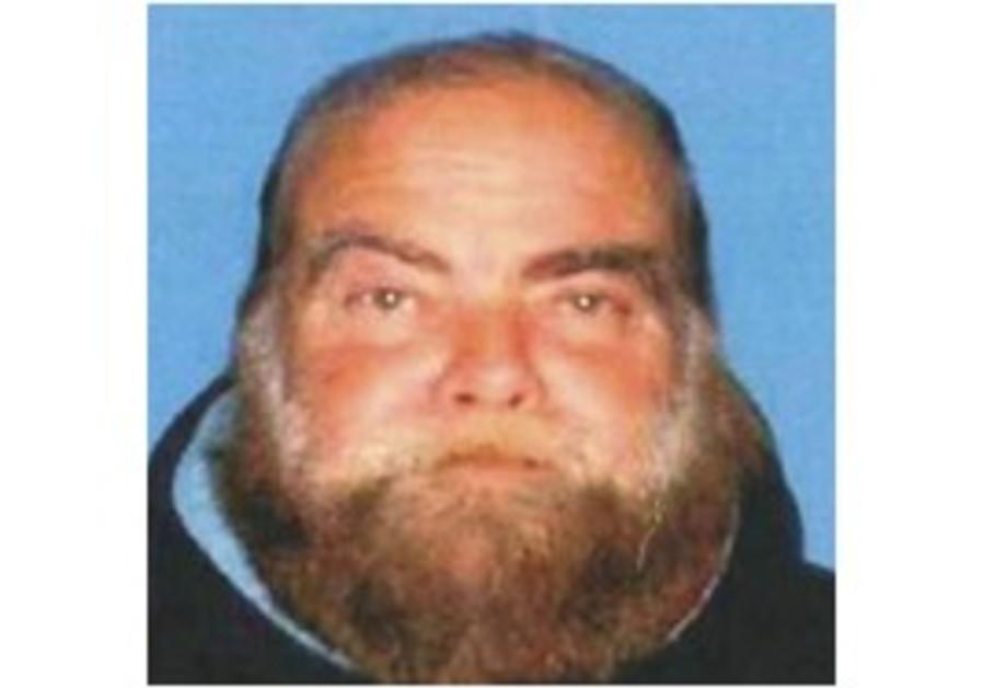 Santa Monica blast suspect Ron Hirsch