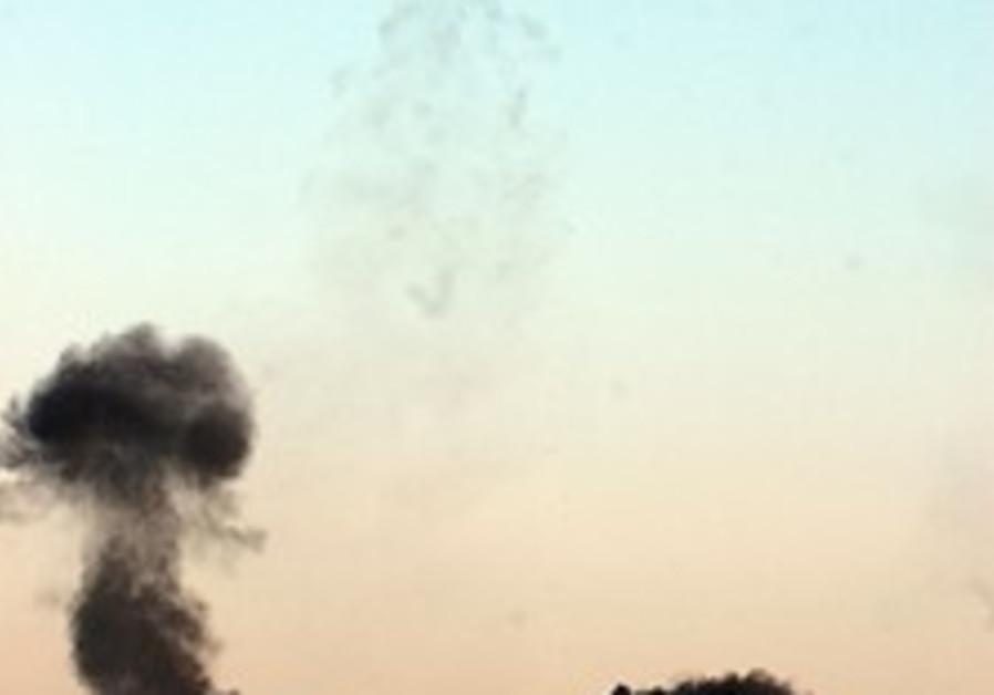 IAF strikes Hamas facility in Khan Yunis