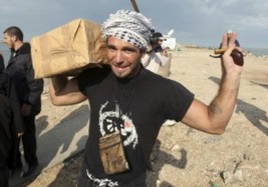 Italian activist Vittorio Arrigoni