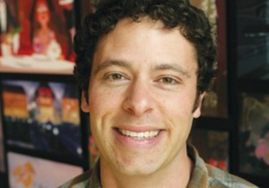 Pixar animator Matthew Luhn