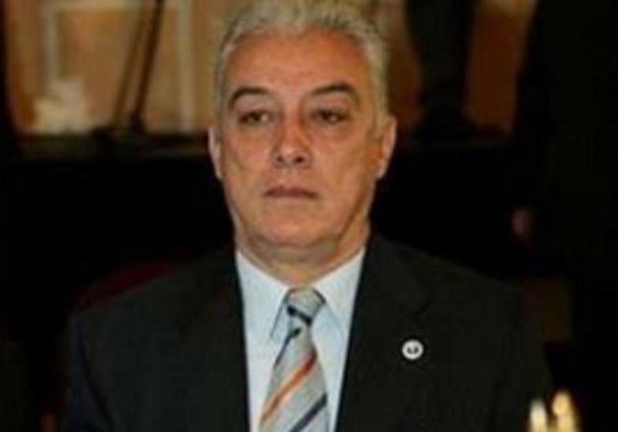 Ex-Egyptian Energy Minister Sameh Fahmy