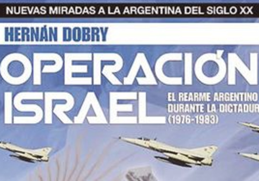 The cover of Hernan Dobry's new book.