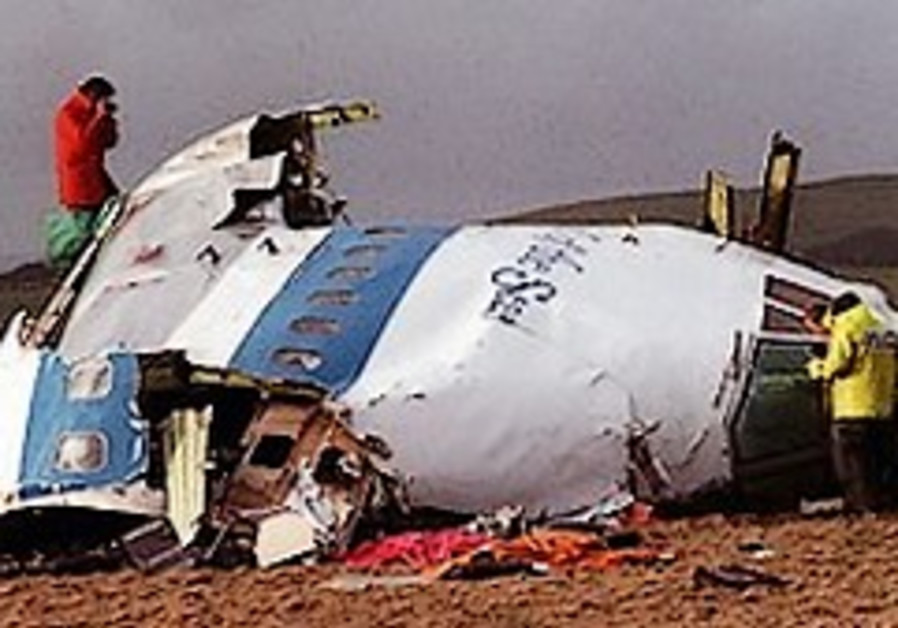 Lawyers: Lone Lockerbie bomber drops appeal