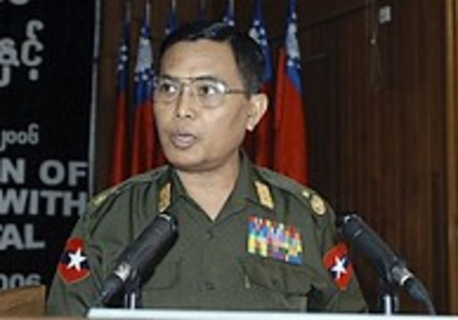 Myanmar: Military, democracy party take steps toward talks