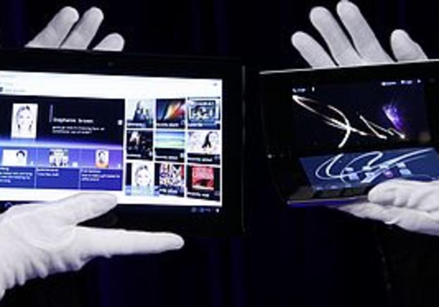 Sony Tablet to rival iPad