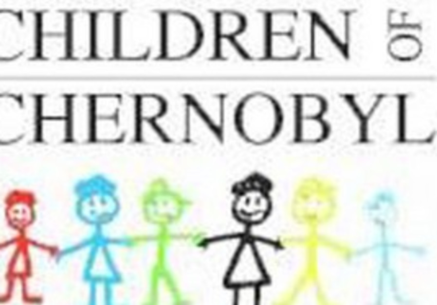 Chabad's Children of Chernoby