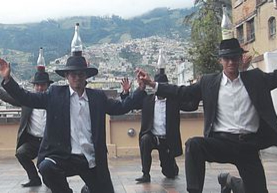 Ecuador Jews