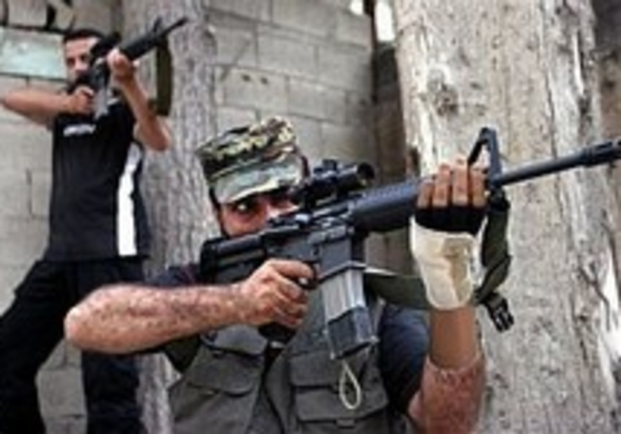 Top Fatah official kidnapped in Gaza
