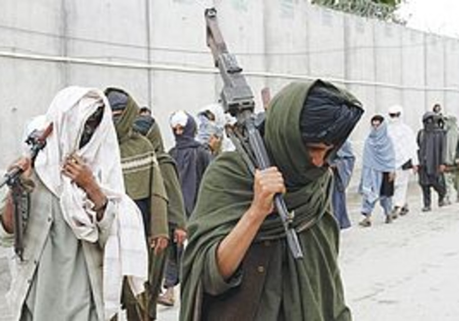 Taliban jihadists