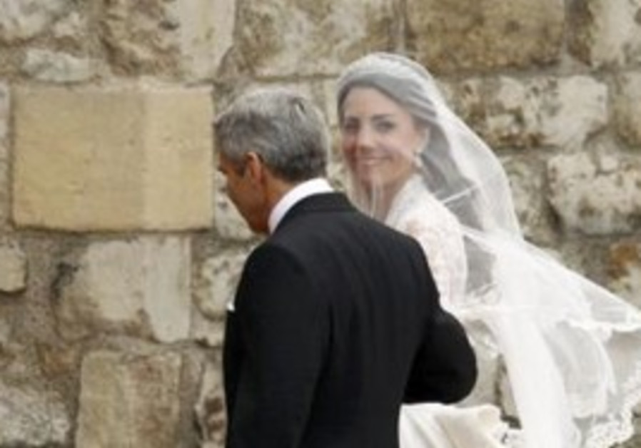 Kate Middleton At Westminster Abbey