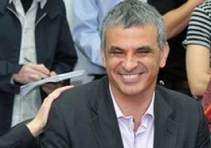 Likud Minister Moshe Kahlon