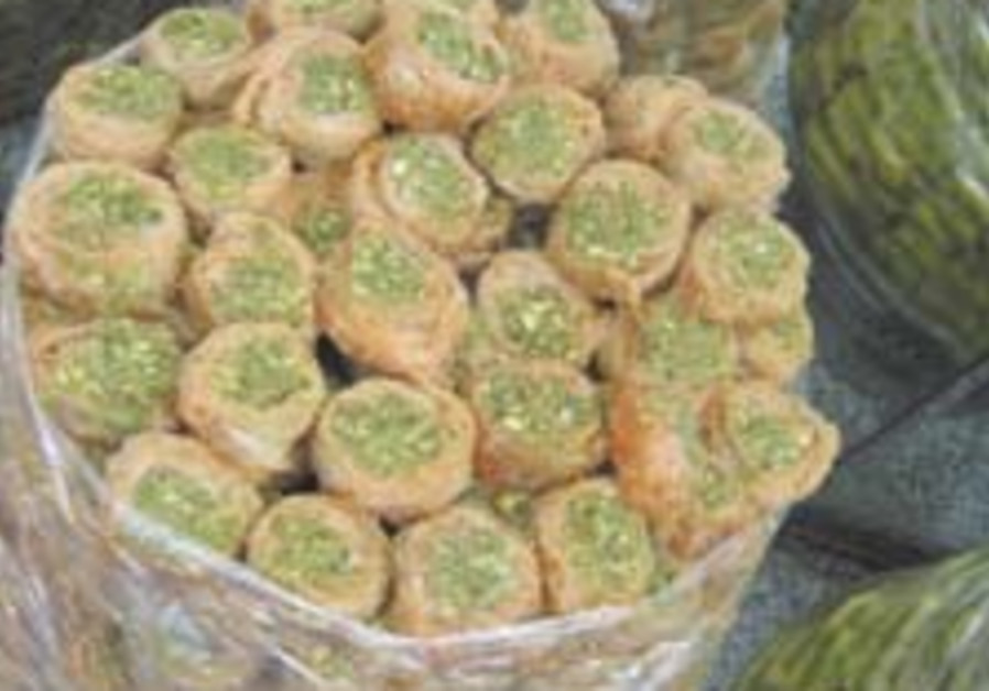 Sweets for Ramadan