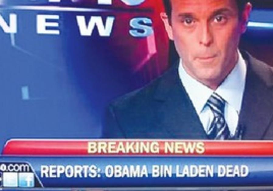"Fox-affiliate news shows ""Obama bin Laden dead."""