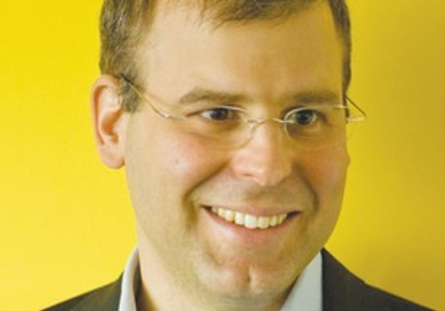 Dani Golan, cofounder and CEO of Kaminario