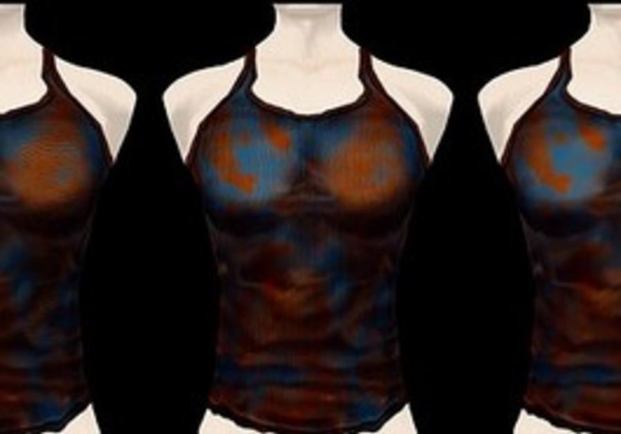 New t-shirt can transmit heart activity
