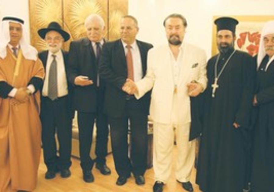 Interfaith delegation to Istanbul