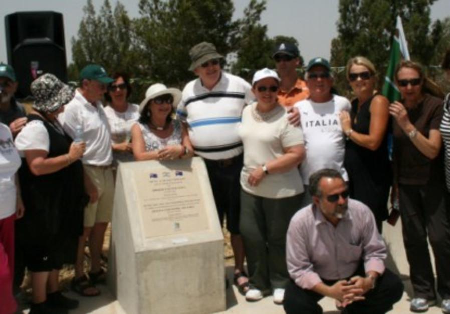 Nahal Assaf Project