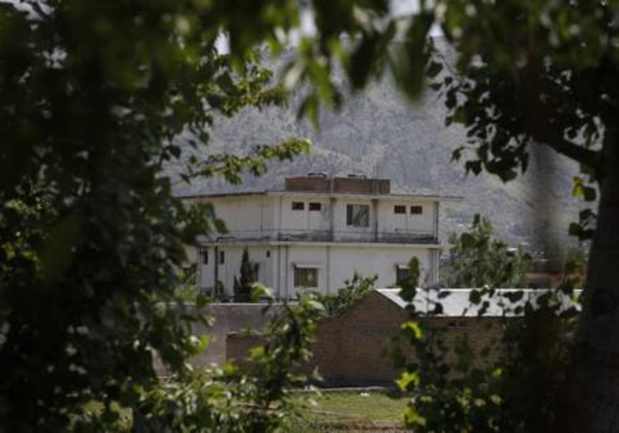 Osama bin Laden's compound