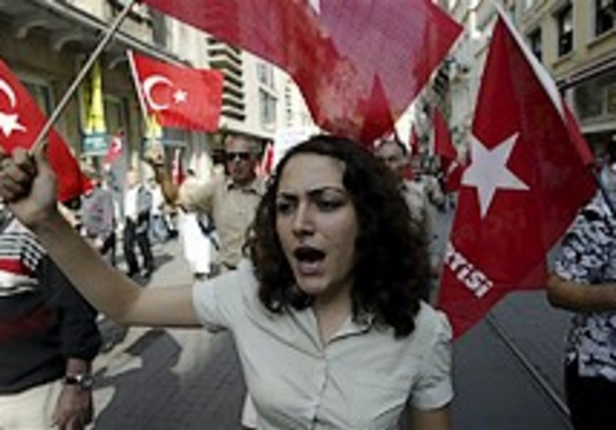 Are the United States and Turkey on a collision course?