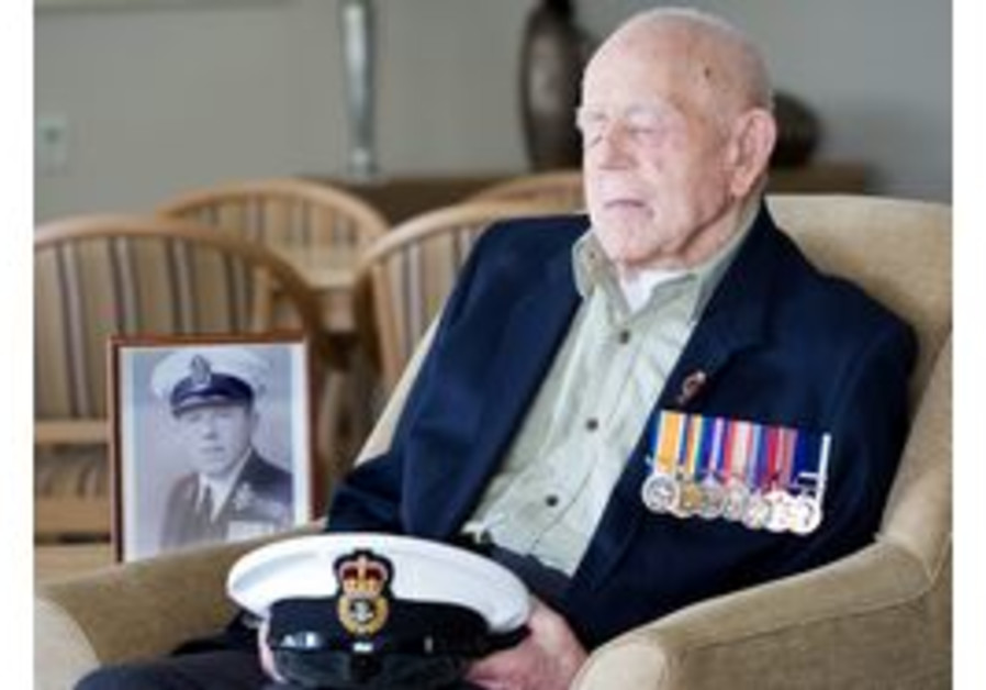 World War I Veteran Claude Choules