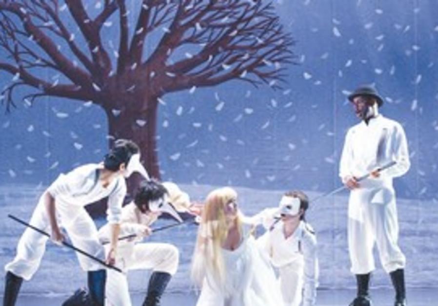Israel Opera's production 'The Magic Flute'