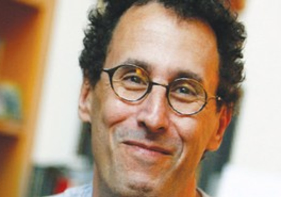 Jewish American playwright Tony Kushner