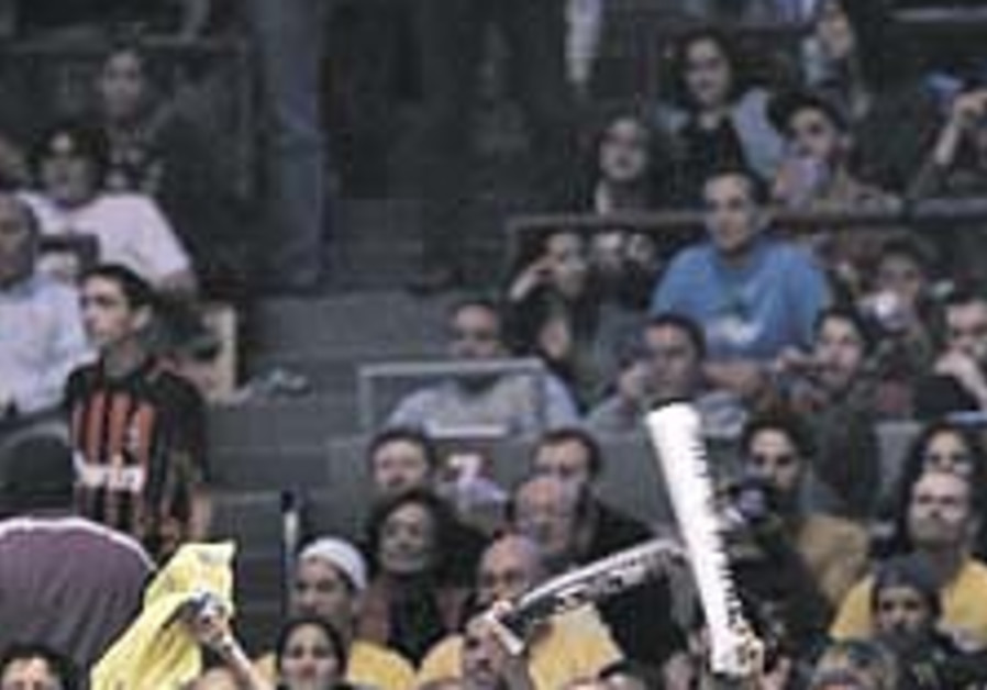 Basketball: New Yorkers get a taste of Israel at the Garden